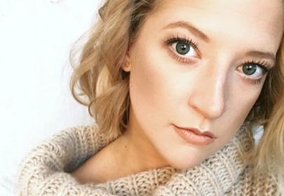 Lara Gessler makijaż