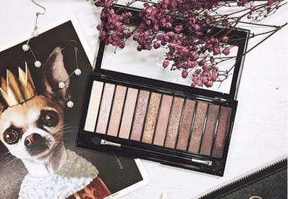 zestaw cieni do powiek Makeup Revolution