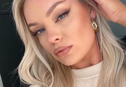 makijaż oczu foxy eyes dla opadających powiek