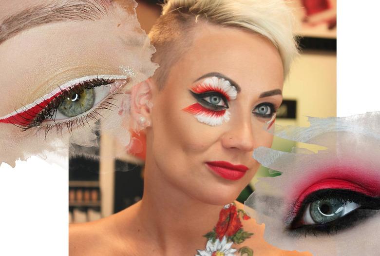 Makijaż Na Euro Wizazpl