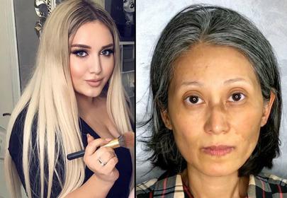 rosyjska makijażystka Goar Avetisyan