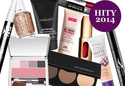 Makijażowe hity 2014