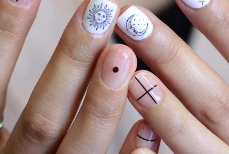 Manicure Tatuaże Na Paznokciach Wizazpl