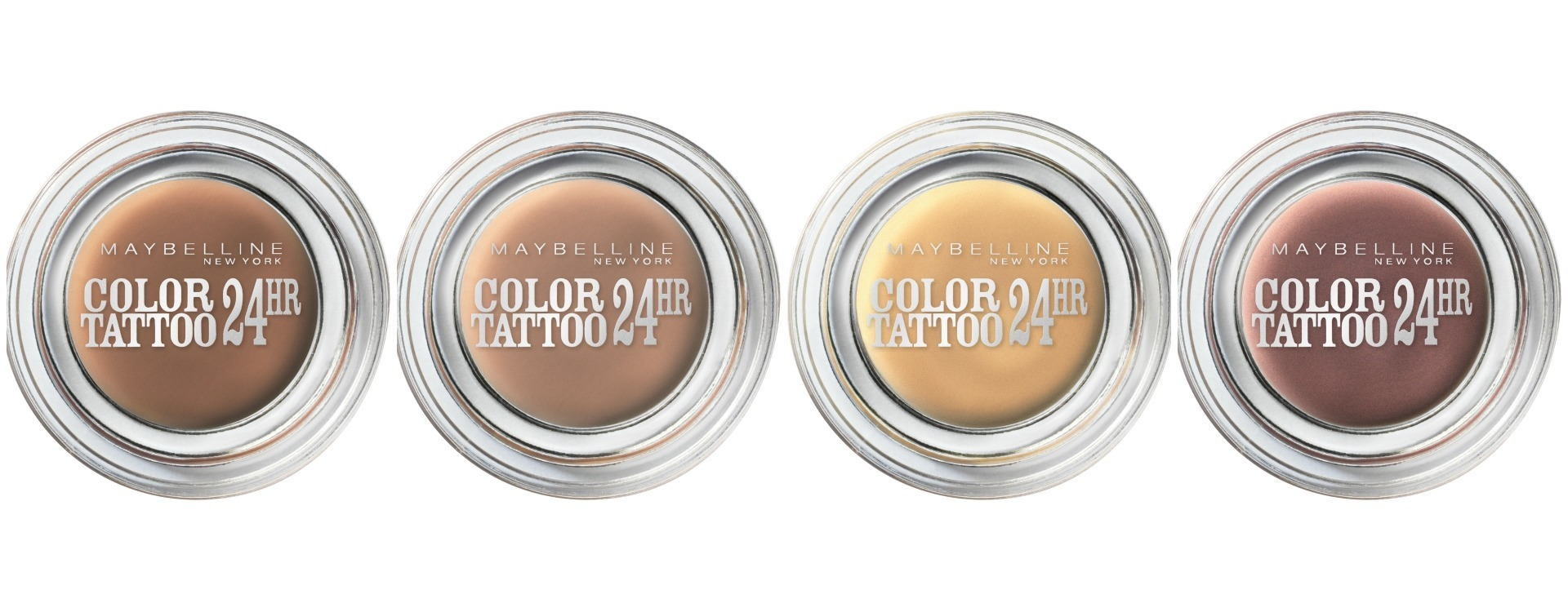 Maybelline color tattoo nude for Color tattoo maybelline