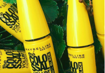 Maybelline, The Colossal, Volum` Express 100% Black Mascara