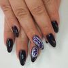 Mineralny manicure