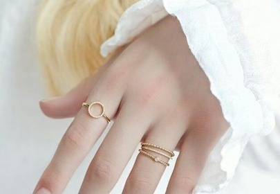 Modne paznokcie - detox manicure