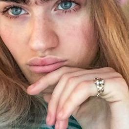 Sophia Hadjipanteli selfie