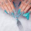 Syreni manicure