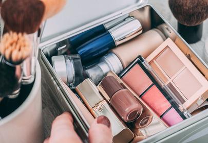 zestawienie kosmetyków