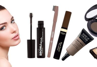 Hity z KWC: 8 najlepszych kosmetyków do brwi