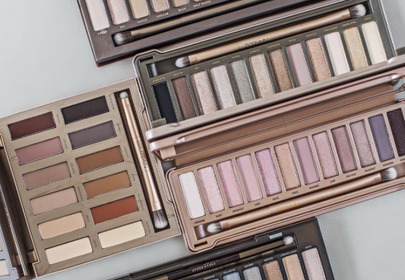 Palety urban decay naked