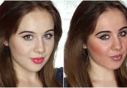 Odmładzający i postarzający makijaż