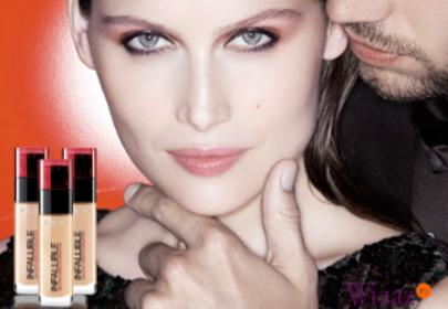 Nowy podkład L'Oréal Infallible