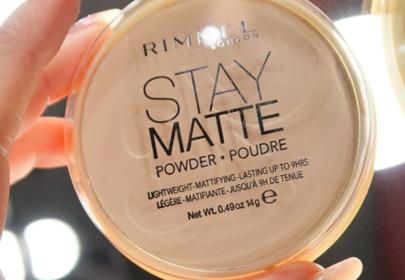 Promocja na puder Rimmel Stay Matte