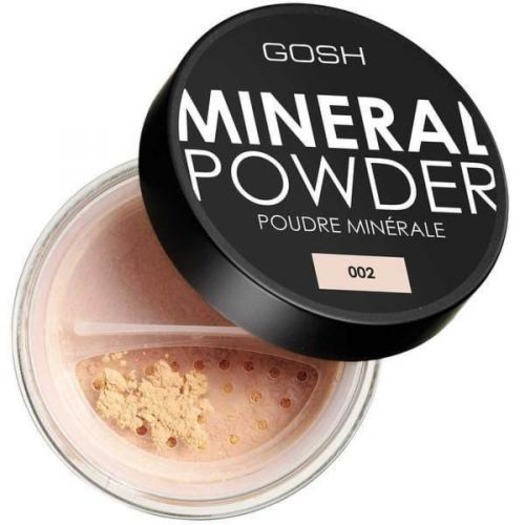 Gosh, Mineral Powder