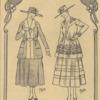 Reklama Chanel w The New York Herald z 1916 roku