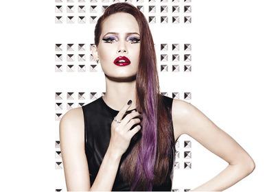 Sephora na jesień 2013, jesienna kolekcja Sephora, Sephora Hard Beauty, kolekcja Hard Beauty, dżety na powieki, naklejki na paznokcie
