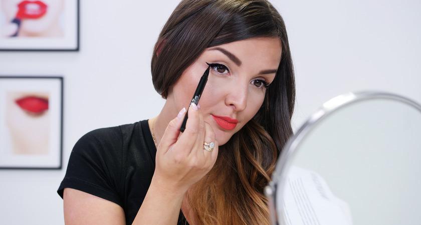 Testujemy eyelinery Kat Von D