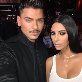 kim kardashian mario dedivanovic