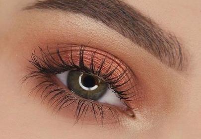 długie rzęsy makijaż oczu tusz do rzęs