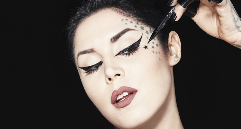 kat von d beauty makijaż kosmetyki