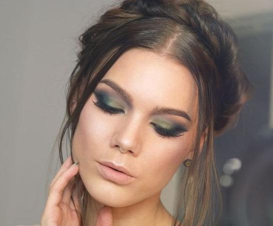 Jak Wykonać Zielony Makijaż Oczu Wizazpl