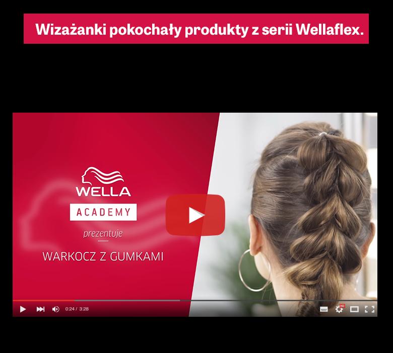 Odkryj jakie fryzury możesz zrobić, zobacz tutoriale Wella Academy