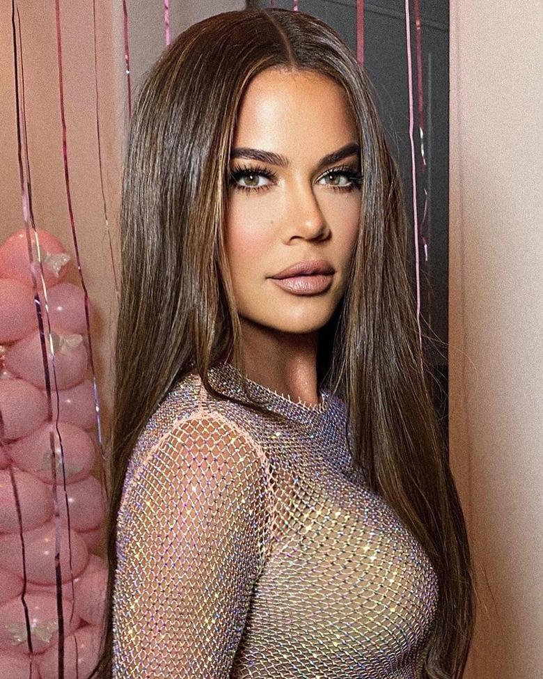 nowa twarz Khloe Kardashian