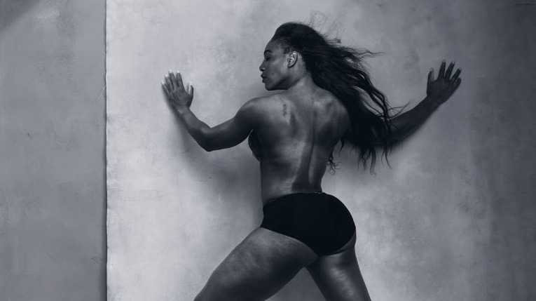 pirelli 2016 serena williams