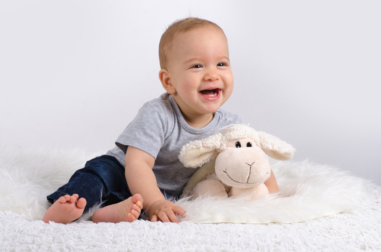 6 miesiąc życia dziecka