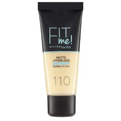 Maybelline, Fit Me!, Matte + Poreless Foundation