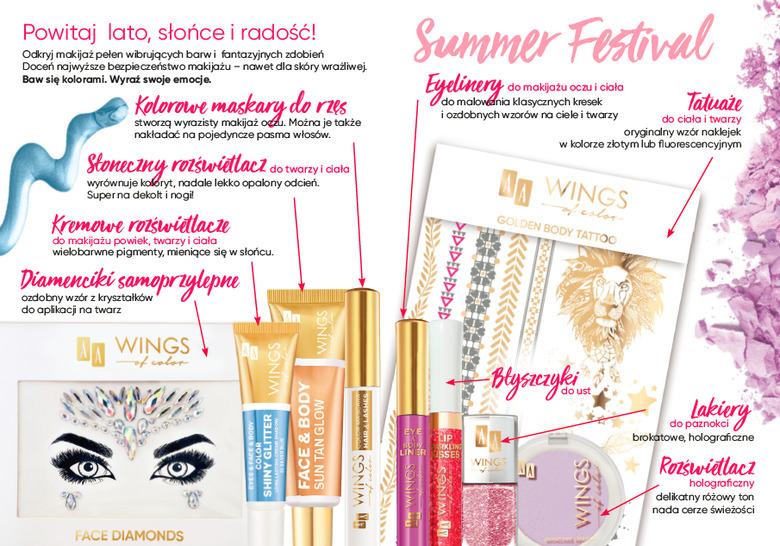 AA Wings of Color Summer Festival