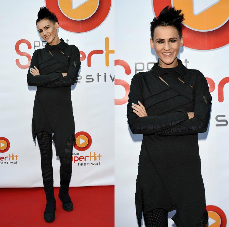 Agnieszka Chylińska na Polsat SuperHIT Festiwal 2017