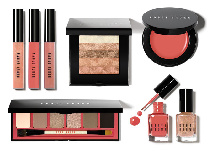 Nectar and Nudes Bobbi Brown na wiosnę 2014