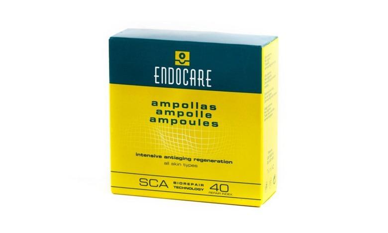 Ampułki przeciwzmarszczkowo-regenerujące Endocare