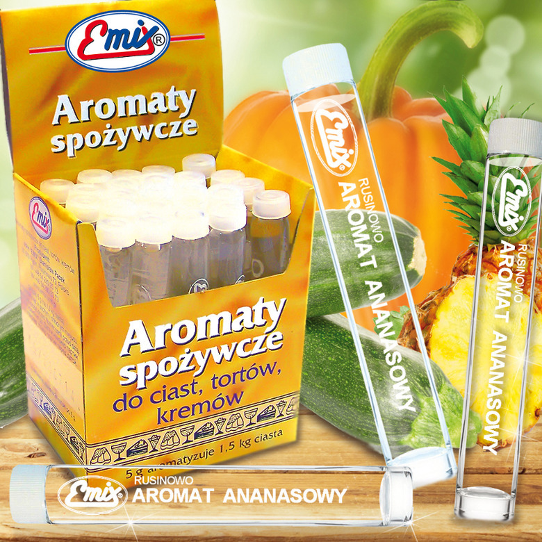 aromat do ciast