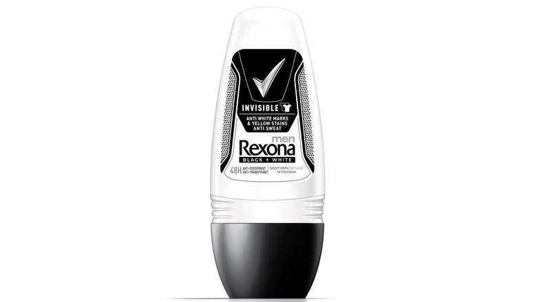 antyperspirant Rexona Invisible Black&White