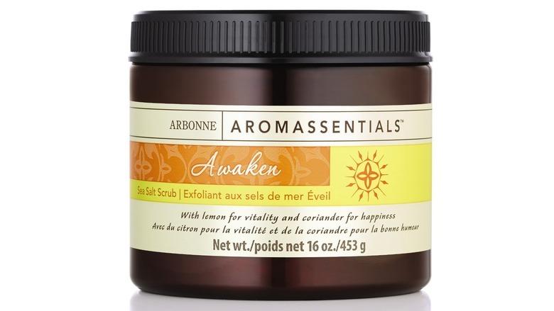 Arbonne Aromassentials Awaken peeling do ciała