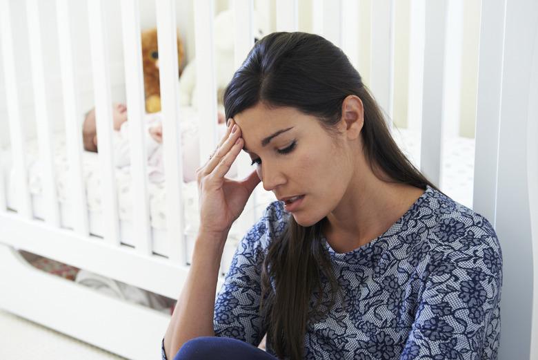 Baby blues czyli smutek po porodzie