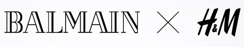 Balmain współpraca z H&M
