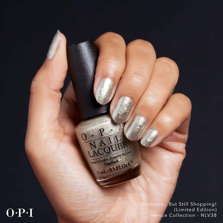 OPI VENICE - kolekcja na jesień-zimę 2015