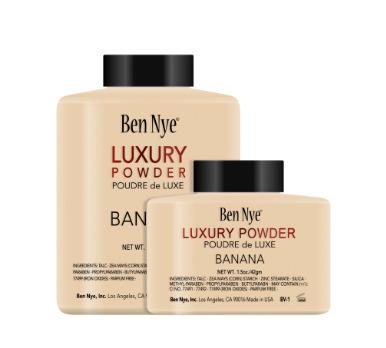 Ben Nye, Luxury Visage Powder