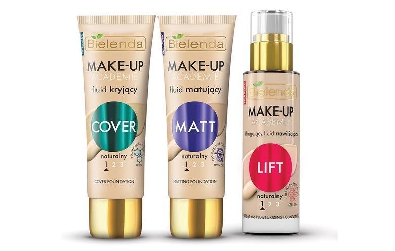 Bielenda wprowadza produkty do makijażu