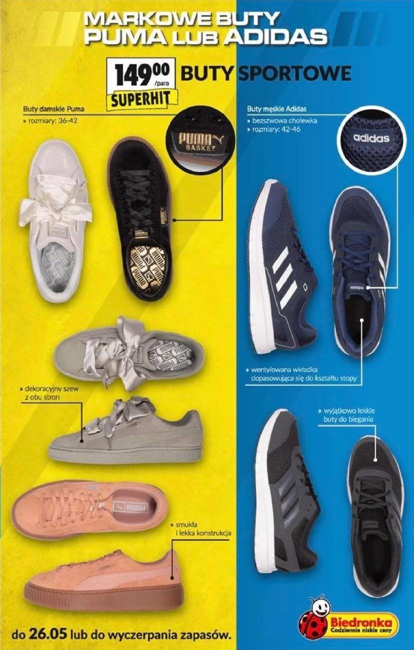 biedronka buty | sprawdzamypromocje.pl