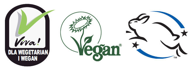 certyfikaty kosmetyków wegańskich