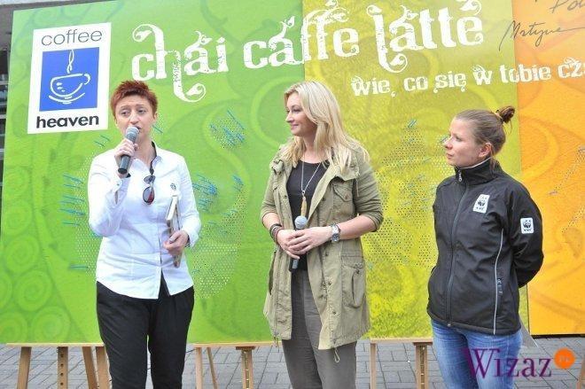 Kampania coffeeheaven i Fundacji WWF