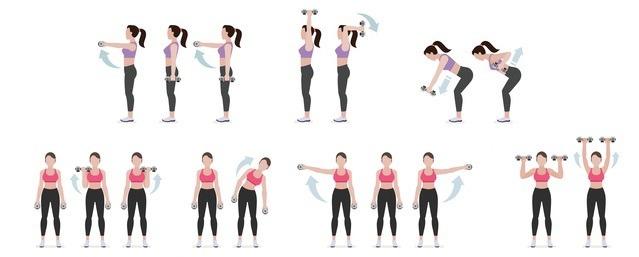 Jakie cwiczenia robic na silowni aby schudnac