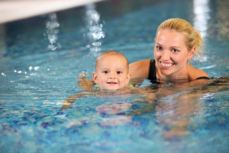 fitness i basen dla mam z dziećmi