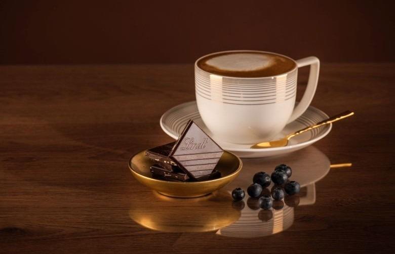 czekolada z kawą